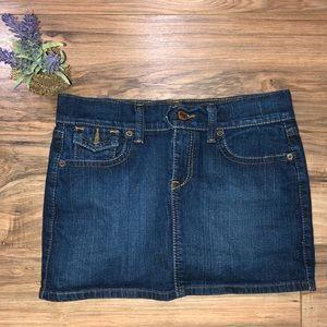 NWOT Old Navy Jean Skirt